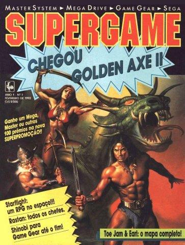 SuperGame 07 (February 1992)