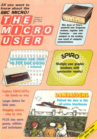 The Micro User Vol.02 No.03 (May 1984)