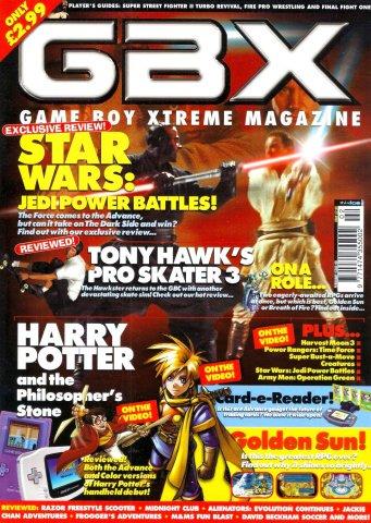 GBX Issue 08 (February 2002)