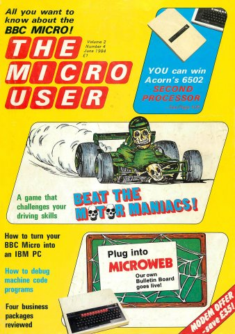The Micro User Vol.02 No.04 (June 1984)
