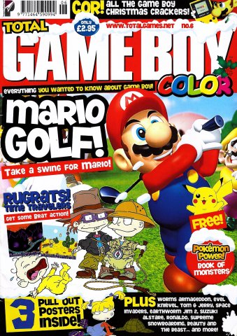 Total Game Boy Issue 06