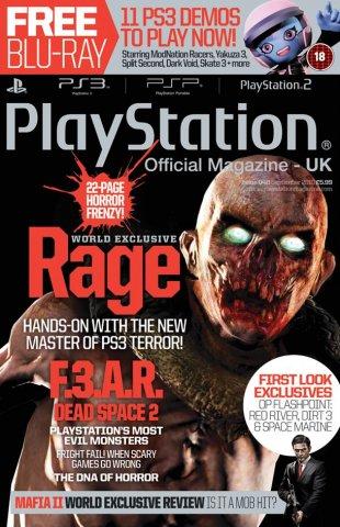 Playstation Official Magazine UK 048 (September 2010) *cover 2*