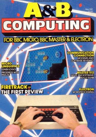 A&B Computing Vol.4 No.05 (May 1987)