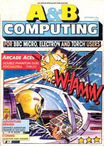 A&B Computing Vol.3 No.09 (September 1986)