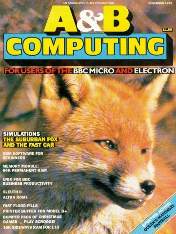 A&B Computing Vol.2 No.12 (December 1985)