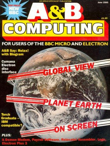 A&B Computing Vol.2 No.06 (June 1985)