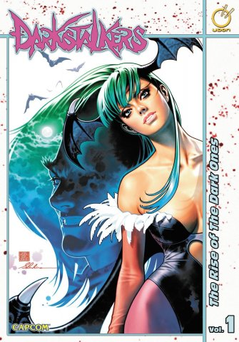 Darkstalkers Vol.1 - The Rise of the Dark Ones TPB