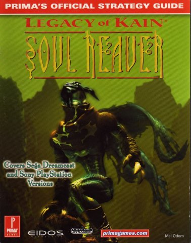 Legacy of Kain: Soul Reaver Official Strategy Guide