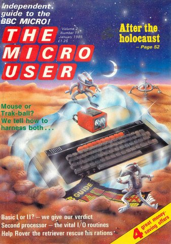 The Micro User Vol.02 No.11 (January 1985)