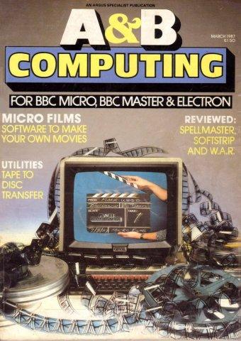 A&B Computing Vol.4 No.03 (March 1987)