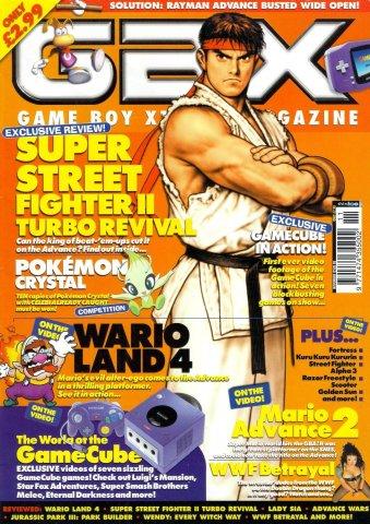 GBX Issue 05 (November 2001)