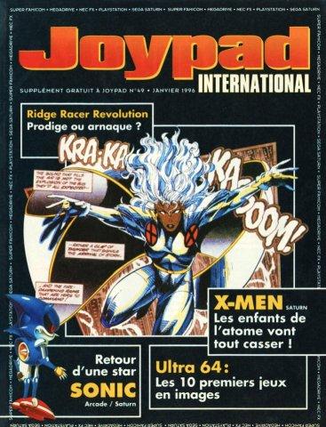 Joypad International Supplement (January 1996)
