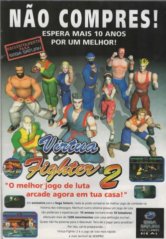 Virtua Fighter 2 Ad