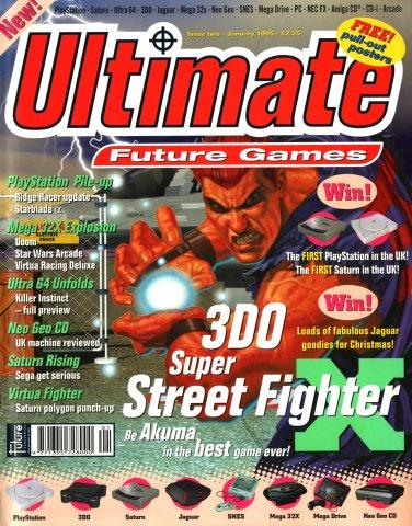 Ultimate Future Games