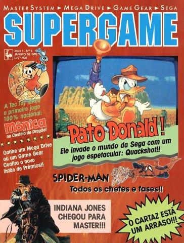 SuperGame 06 (January 1992)