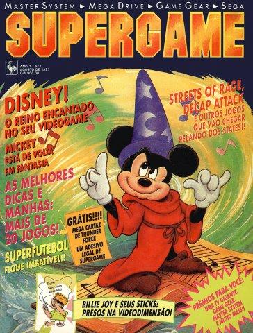SuperGame 02 (August 1991)