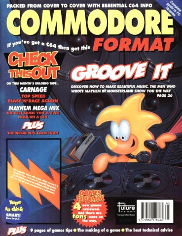 Commodore Format Issue 44 (May 1994)
