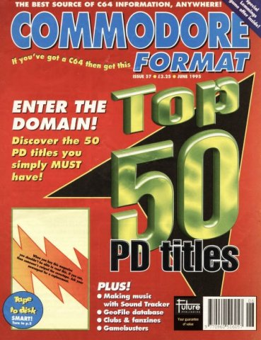 Commodore Format Issue 57 (June 1995)