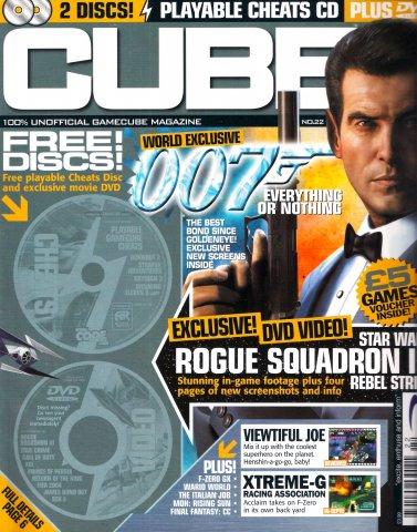 Cube Issue 22 (September 2003)
