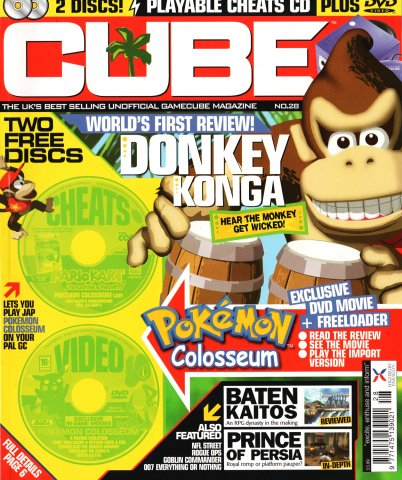Cube Issue 28 (February 2004)