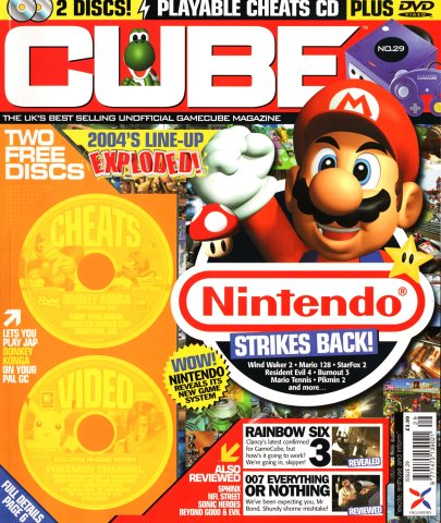Cube Issue 29 (March 2004)