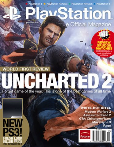 Playstation The Official Magazine (USA) Issue 025 (November 2009)