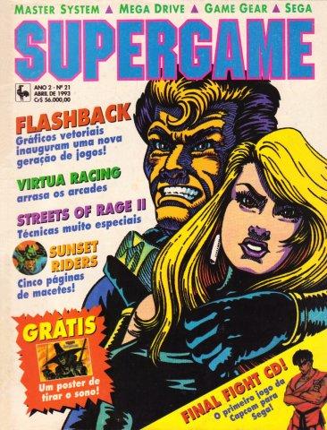 SuperGame 21 (April 1993)