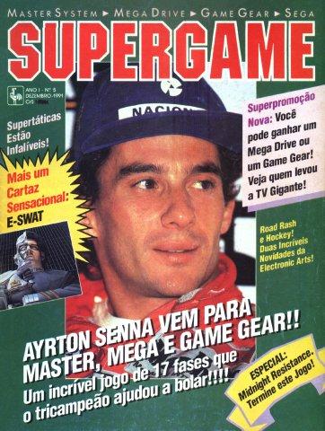 SuperGame 05 (December 1991)