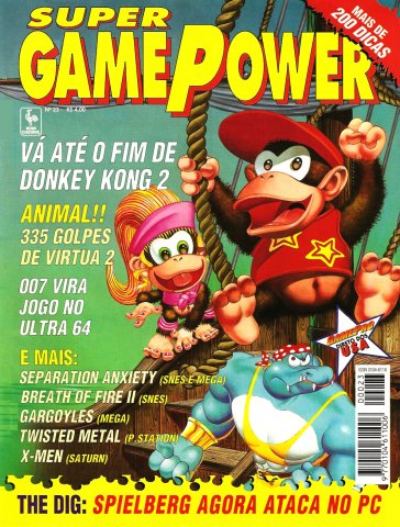 SuperGamePower Issue 023 (February 1996)