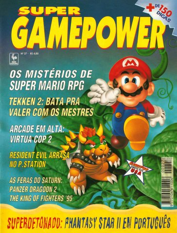 SuperGamePower Issue 027 (June 1996)