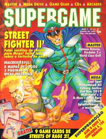 SuperGame 23 (June 1993)