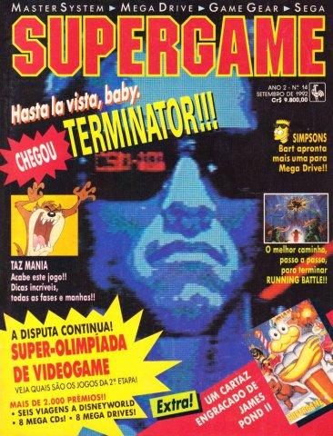 SuperGame 14 (September 1992)