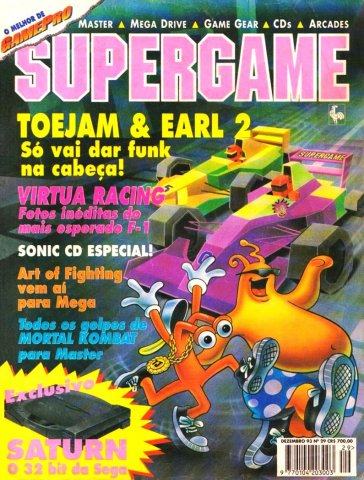 SuperGame 29 (December 1993)