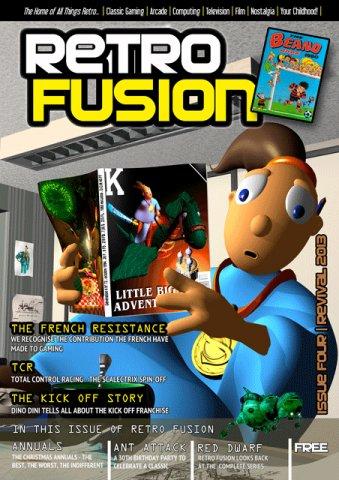 Retro Fusion 4 (2013)