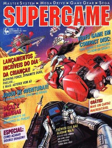 SuperGame 03 (September 1991)