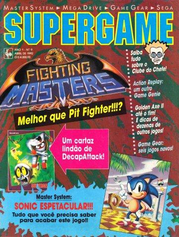 SuperGame 09 (April 1992)