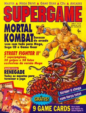 SuperGame 24 (July 1993)