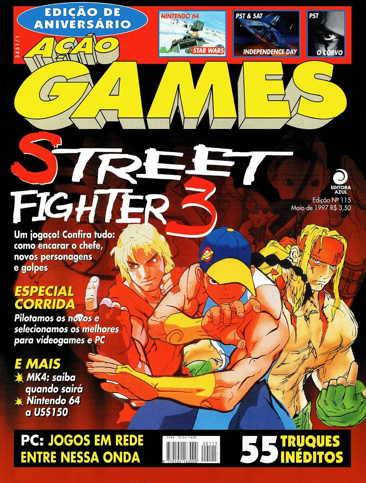 Acao Games Issue 115 (May 1997)