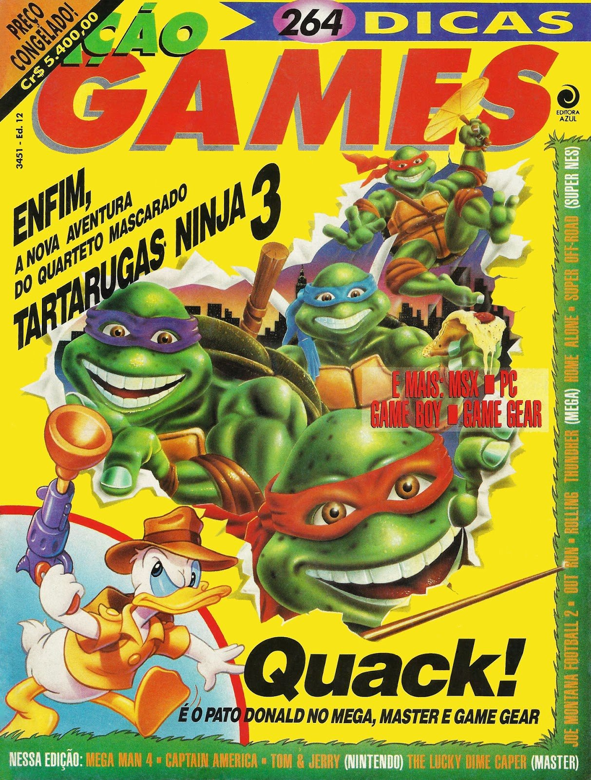 Acao Games Issue 012 (April 1992)