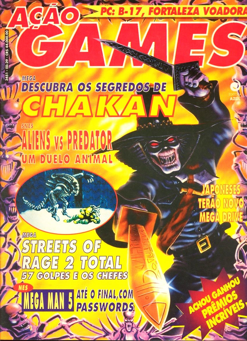 Acao Games Issue 029 (February 1993)