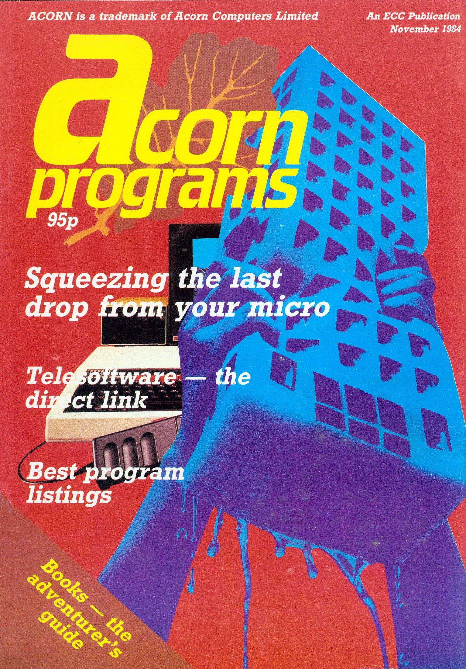 Acorn Programs 07 (November 1984)