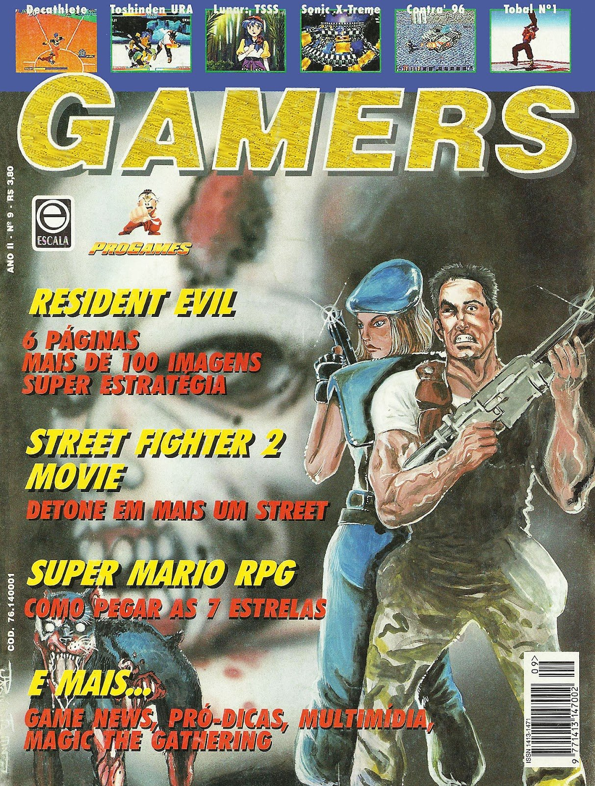 Gamers Issue 09 (1996)