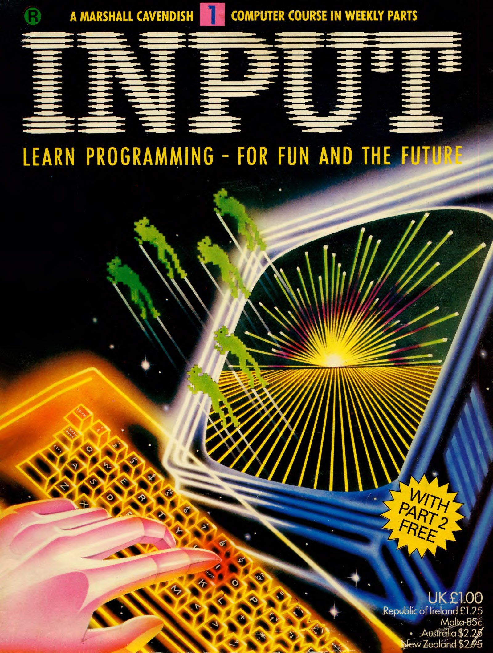 Input Issue 01 (1984)