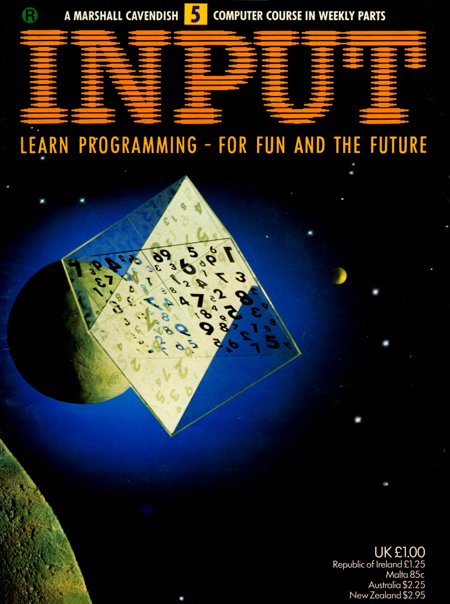 Input Issue 05 (1984)