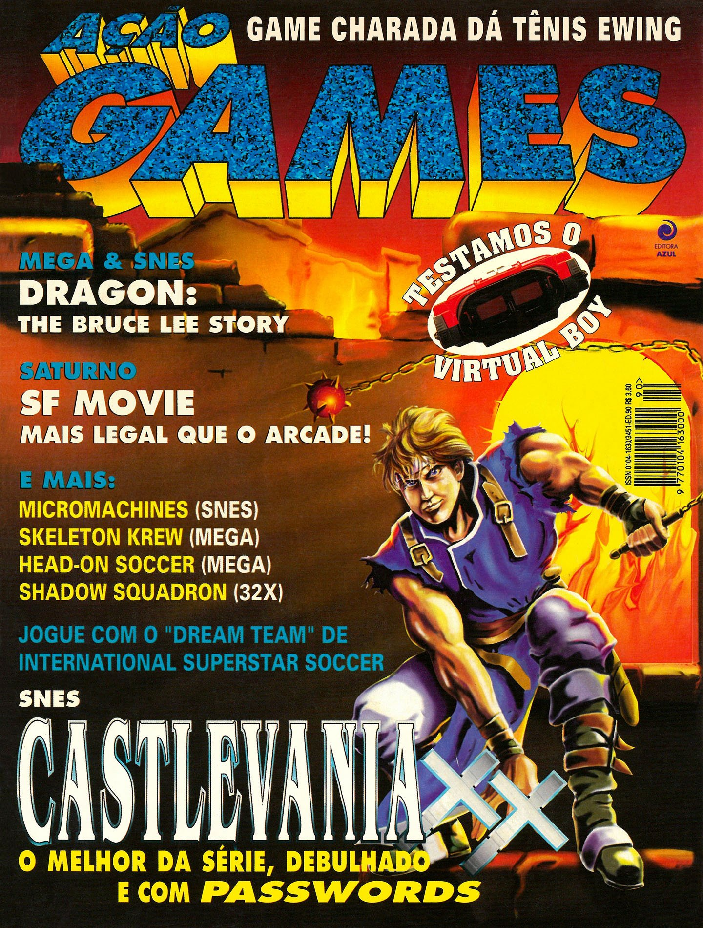 Acao Games Issue 090 (September 1995)