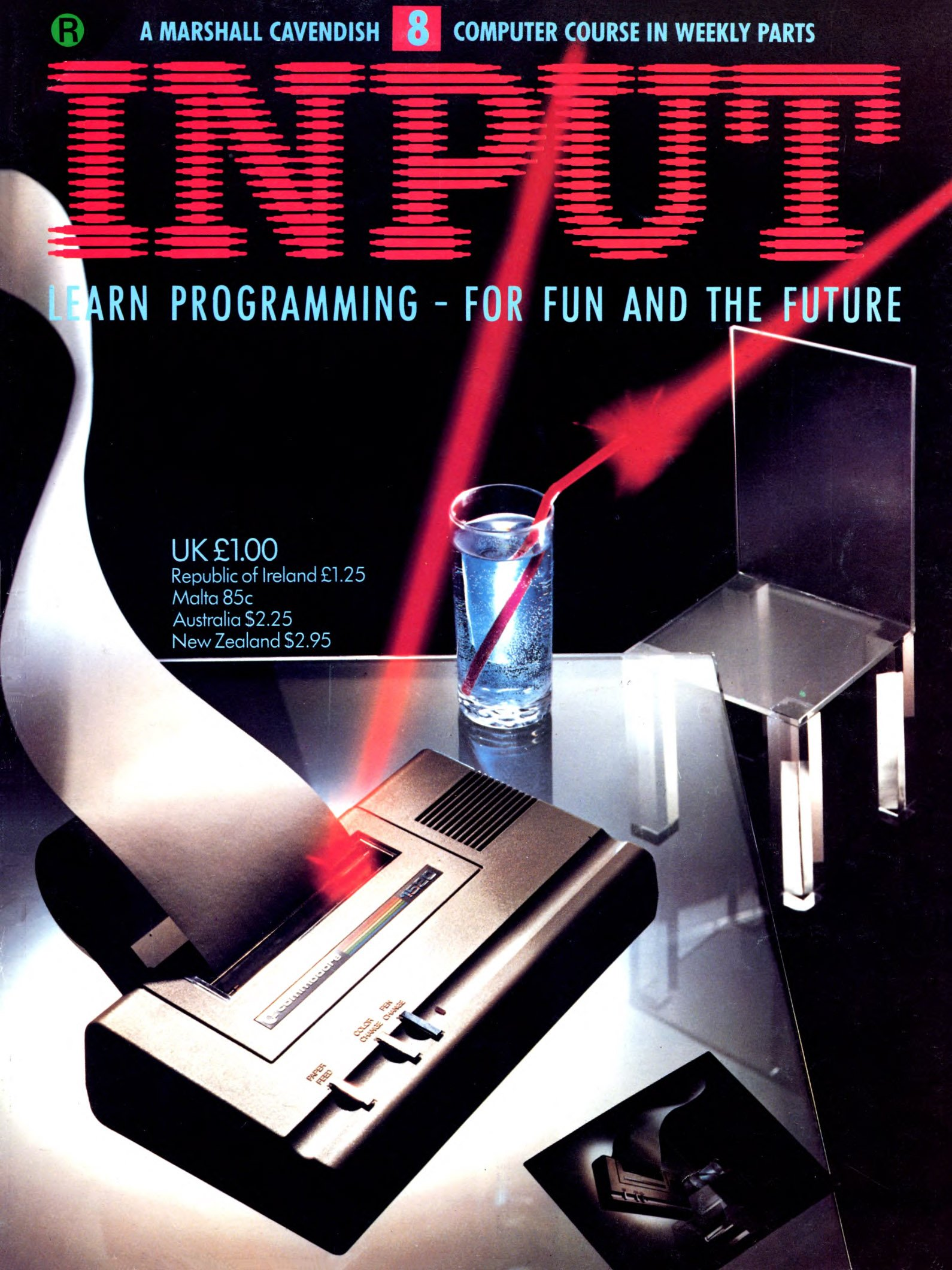 Input Issue 08 (1984)