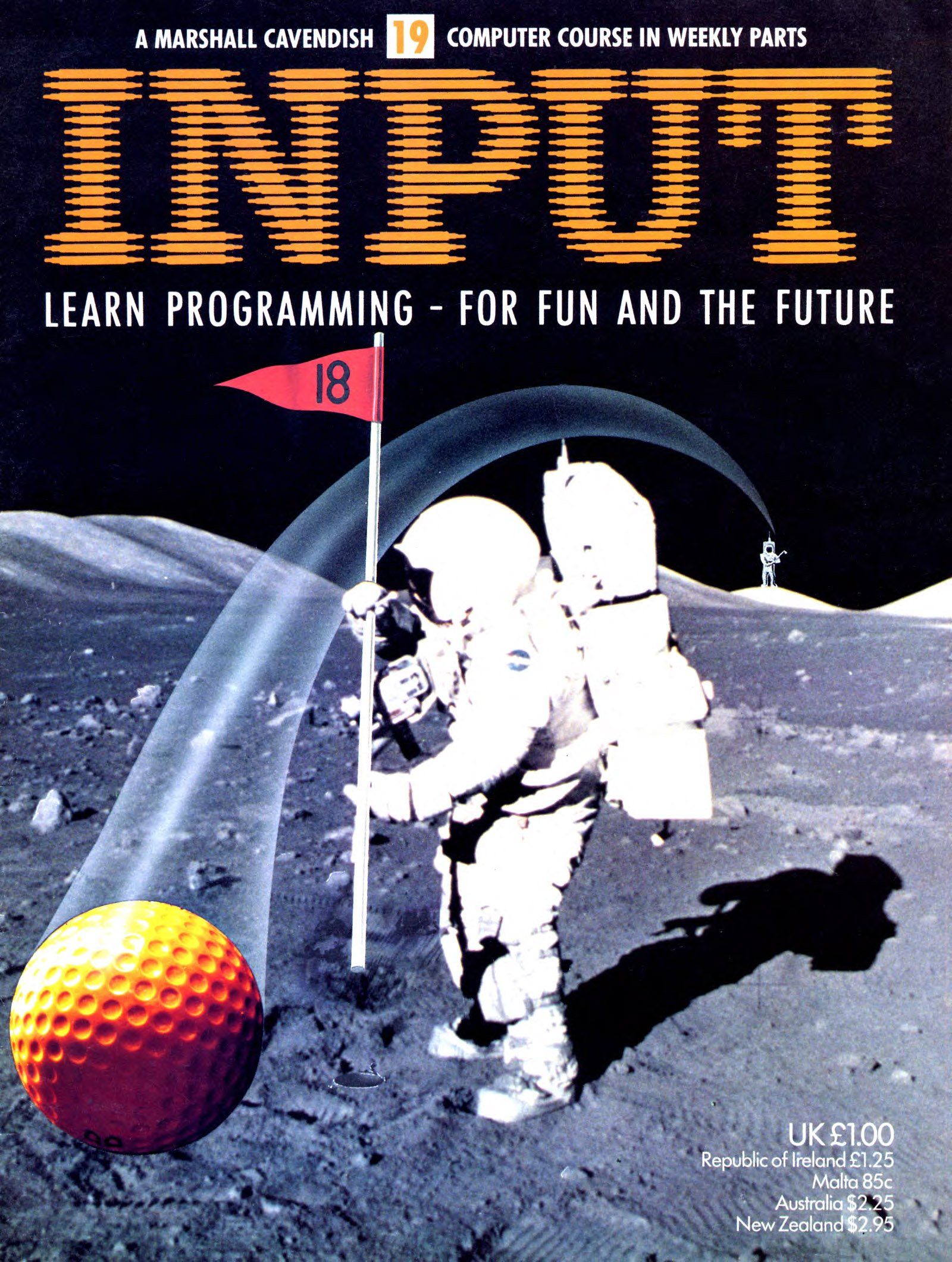 Input Issue 19 (1984)
