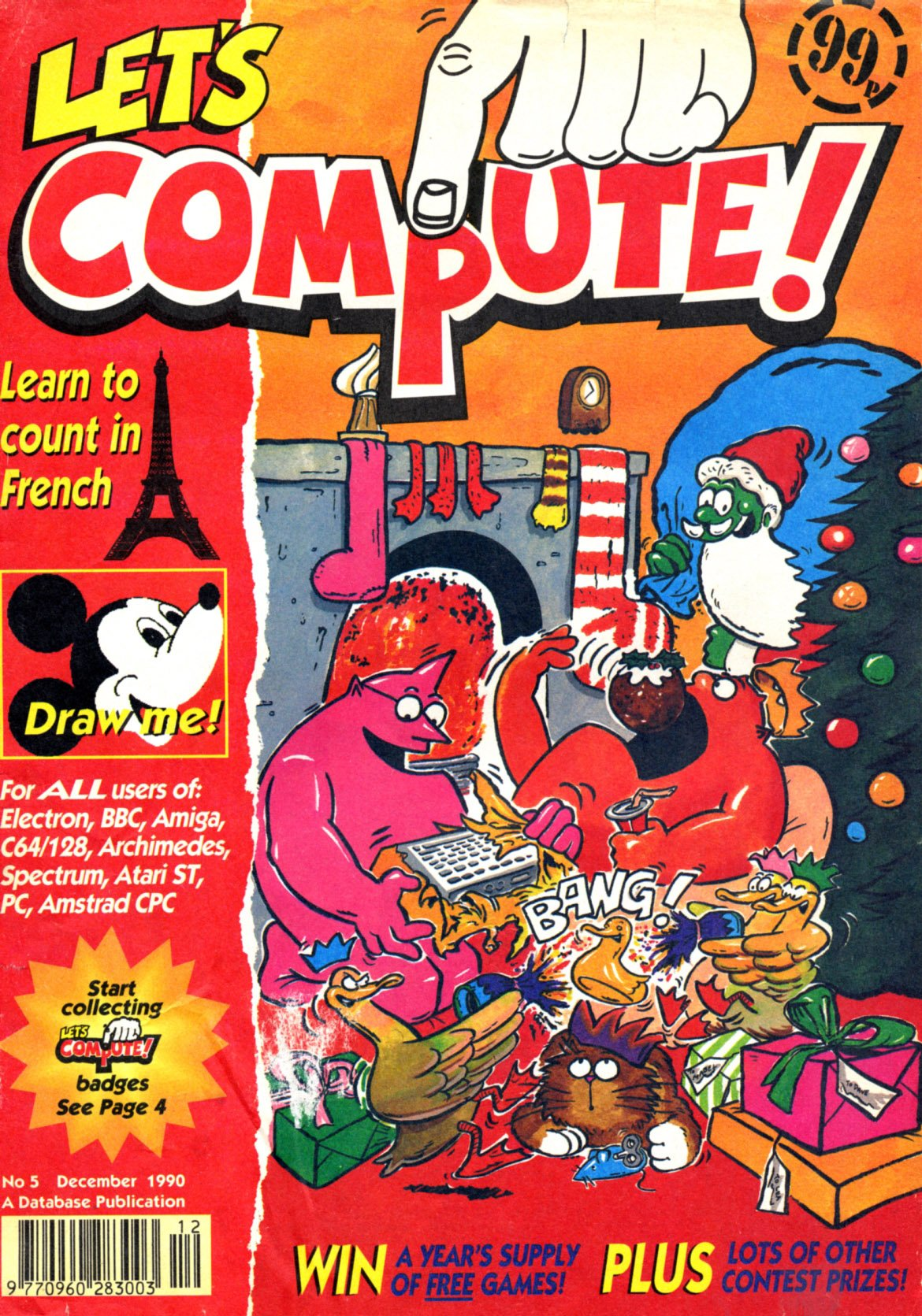 Let's Compute Issue 05 (December 1990)