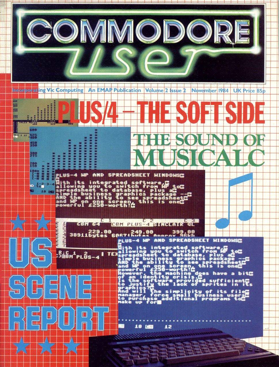 Commodore User Issue 14 (November 1984)