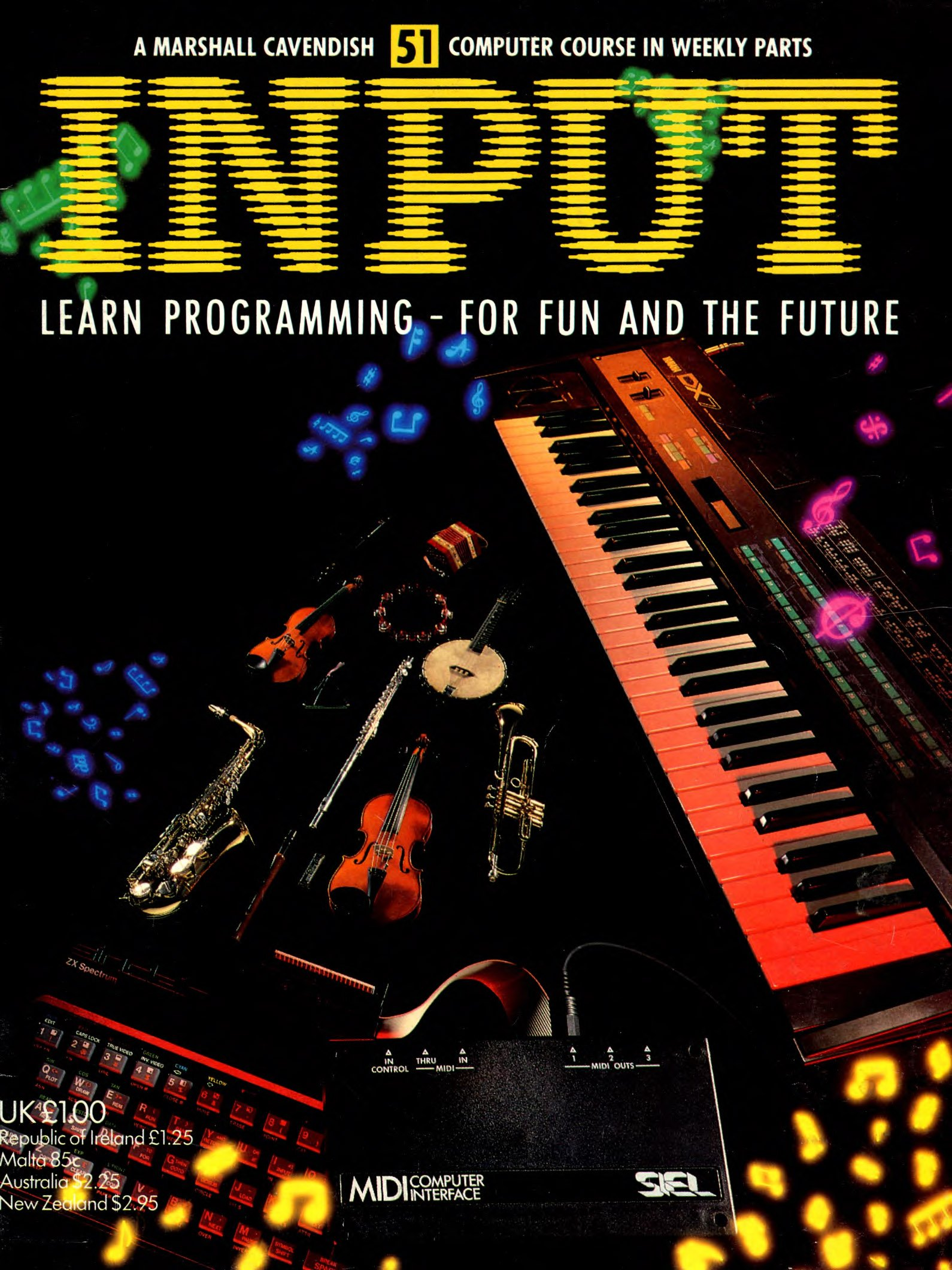 Input Issue 51 (1985)